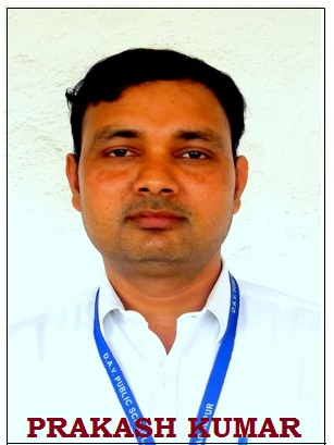 Prakash Kumar (Computer Teacher)